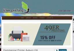49er Printing & Copy Center