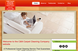 C Amp N Carpet Cleaning Company On Duval St In Manchester Ct