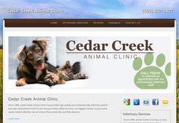 Cedar Creek Animal Clinic