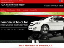 C J Automotive Repair
