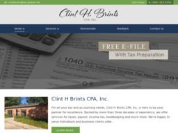 Clint H Brints CPA, Inc