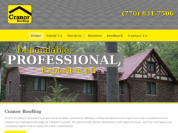 Cranor Roofing