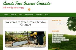 Creeds Tree Service Orlando