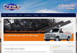 Crews Appliance Repair