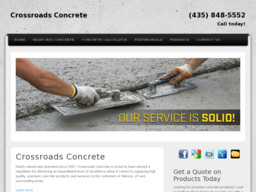 Crossroads Concrete