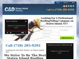 C&D Staten Island Roofing