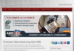 American Manufacturing And Engineering