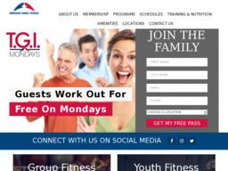 American Family Fitness Virginia Center Commons