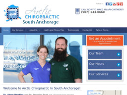 Arctic Chiropractic South Anchorage