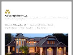 Aa Garage Door Co