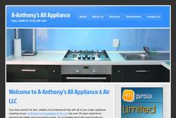 A-Anthony's All Appliance & Air LLC