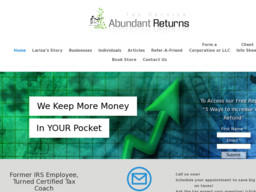 Abundant Returns Tax Service