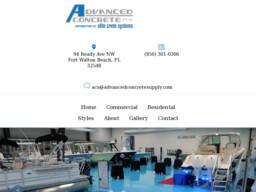 Advanced Concrete Supply