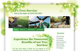 AJ's Tree Service