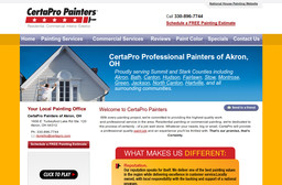 CertaPro Painters of Akron