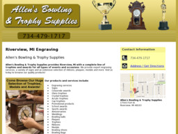 Allen's Bowling & Trophy Supplies