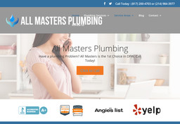 All Masters Plumbing