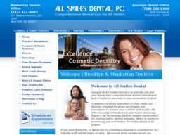 All Smiles Dental, PC