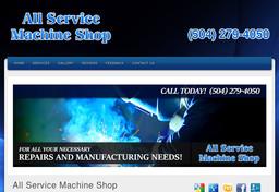 All Service Machine Shop, Inc