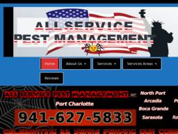 All Service Pest Management, Inc