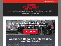 John's Appliance Service and Sales