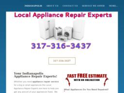 Local Appliance Repair Experts