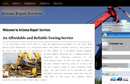 Arizona Repair Services