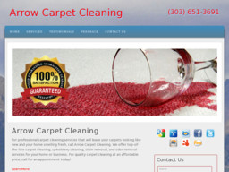 Arrow Carpet Cleaning
