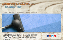 Avanti Carpet Cleaning LTD