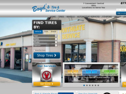 Boyd's Westerville Goodyear Tire & Service