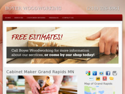 Boyer Woodworking