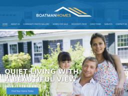 Boatman Homes, Inc.