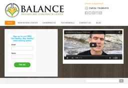 Balance Wellness and Chiropractic Center