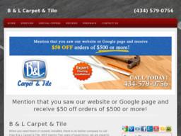B & L Carpet & Tile