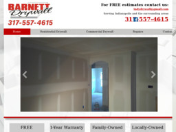 Barnett Drywall Inc.