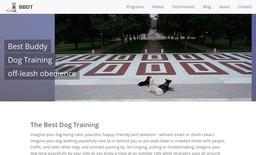 Best Buddy Dog Training