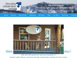 Blue Lake Animal Care Center