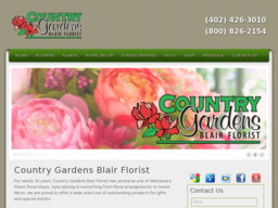 Country Gardens Blair Florist
