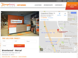 Orange Theory Fitness Brentwood