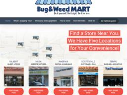 Bug & Weed Mart