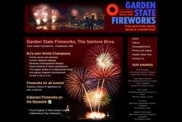 Garden State Fireworks Inc