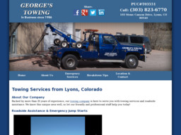 George's Towing