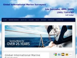 Global International Marine Surveyors