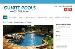 Gunite Pools of Tulsa
