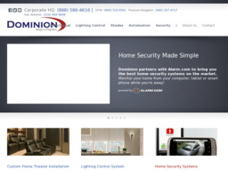 Dominion Design and Integration