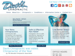 Davis Chiropractic - Chiropractic