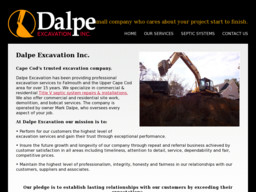 Dalpe Excavation Inc.