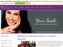 Charlotte Center for Cosmetic Dentistry