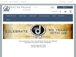 Dietze Music Omaha