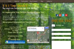E & E Tree Service